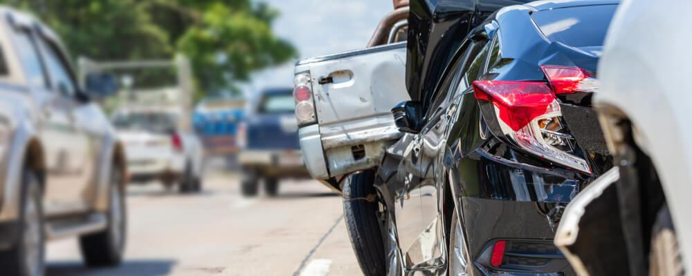 Rosemont area rear-ended car accident injury attorney